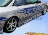Пороги для Acura CL 97-99 Spyder Duraflex