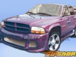 Передний бампер для Dodge Durango 98-03 Platinum Duraflex