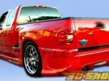 Задний бампер Stepside Platinum для Ford F150 1997-2003