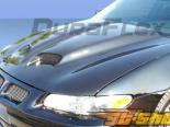 Пластиковый капот для Pontiac Grand Prix 97-03 WS-6 Стиль