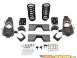 McGaughys спортивная подвеска Deluxe 4|6 Lowering комплект Toyota Tundra 07-13