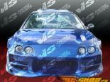 Передний бампер для Acura Integra JDM 1998-2001 Ballistix