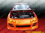 Передний бампер для Acura Integra JDM 1998-2001 Octane