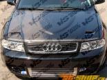 Карбоновый капот Euro R для Audi S4 1998-2003