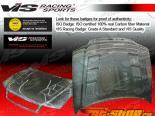 Карбоновый капот Terminator для Audi S4 1998-2003