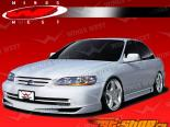 Полиуретановые пороги JPC на Honda Accord 1998-2002