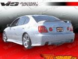 Аэродинамический Обвес на Lexus GS 300/400 1998-2005 Cyber 2
