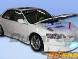 Аэродинамический Обвес для Honda Accord 98-02 Buddy Duraflex