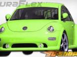 Губа на передний бампер для Volkswagen Beetle 98-05 P-2 Duraflex