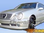 Обвес по кругу на Mercedes CLK-Class 98-02 UR-S Duraflex