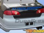 Задний бампер на Toyota Corolla 98-00 Blits Duraflex