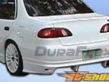 Задний бампер на Toyota Corolla 98-00 Bomber Duraflex