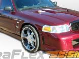 Пороги на Ford Crown Victoria 98-07 GT-Concept Duraflex