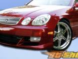 Передний бампер для Lexus GS 98-05 VIP Duraflex