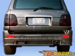 Задний бампер на Lexus LX 470 98-07 Platinum Duraflex
