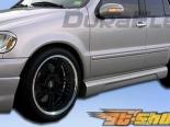 Комплект накладок на крылья для Mercedes W163 98-01 W-1 Duraflex