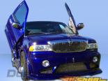Обвес по кругу для Lincoln Navigator 98-02 Platinum Duraflex