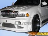 Передний бампер для Lincoln Navigator 98-02 Platinum Duraflex