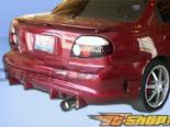 Задний бампер на Kia Sephia 98-01 R34 Duraflex