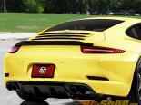 NR Auto Vsport Карбоновый задний Finned диффузор Porsche 991 Carrera 12-14