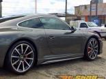 NR Auto Vsport Пороги Porsche 991 Carrera 12-14