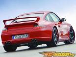 Спойлер MaShaw GT3 Стиль для Porsche 997 05+