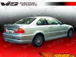 Задняя губа для BMW E46 1999-2001 A Tech