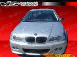 Передний бампер для BMW E46 1999-2005 CSL 4