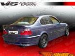 Задняя губа для BMW E46 1999-2001 Euro Tech