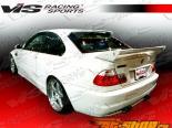 Спойлер на BMW E46 1999-2005 GTR