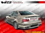 Задний бампер на BMW E46 1999-2005 Immense