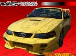 Передний бампер на Ford Mustang 1999-2004 Invader