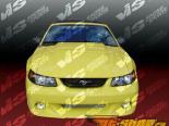 Передний бампер на Ford Mustang 1999-2004 Stalker 2