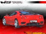 Спойлер на Ferrari F360 1999-2004 Euro Tech
