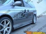 Пороги на Honda Odyssey 1999-2004 Octane