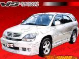 Дверные панели G Speed на Lexus RX 300 1999-2003