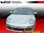 Аэродинамический Обвес на Porsche 911 1999-2004 997