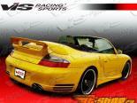 Задний бампер на Porsche 911 1999-2004 D2