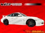 Аэродинамический Обвес для Porsche 911 1999-2004 D3