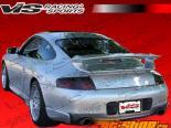 Накладки на задний бампер D3S для Porsche 996 1999-2004