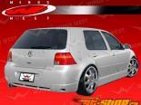 Задний бампер 4 2 двери Седан JPC Type A для Volkswagen Golf 1999-2005