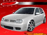 Пороги JPC Type A для Volkswagen Golf 4 1999-2005