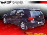 Задняя губа на Volkswagen Golf 4 1999-2006 Otto