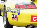 Задний бампер на Porsche 911 99-01 GT3-R Duraflex