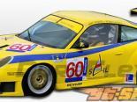 1999-2001 Porsche 996 C2/C4 GT3-R Look Widebody комплект