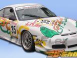 Обвес по кругу на Porsche 911 02-04 J-Sport Duraflex