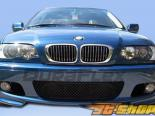 1999-2005 BMW 3 Series E46 2 двери M-Tech передний  бампер