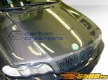 Карбоновый капот для BMW E46 99-05 стандартный Стиль