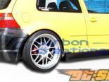 Задний бампер для Volkswagen Golf 5 99-06 R32 Карбон