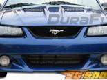 Передний бампер для Ford Mustang 99-04 CVX Duraflex